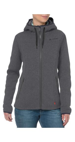 VAUDE Sentino II Jacket Women tarmac grey